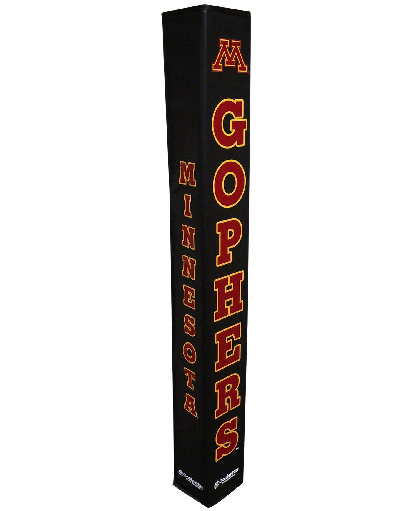 Goalsetter Minnesota Golden Gophers Basketball Pole Pad