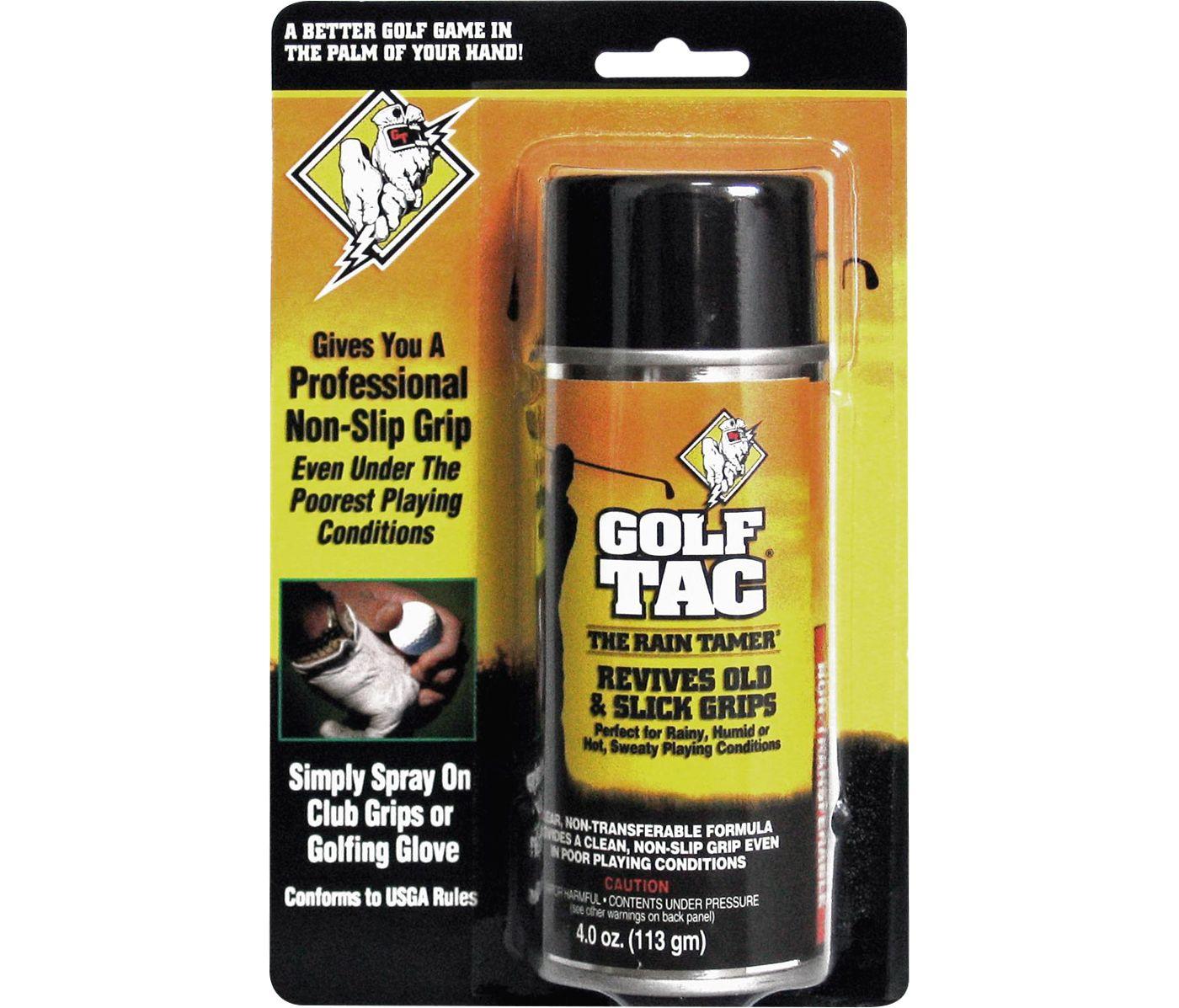Golf Tac Grip Enhancer