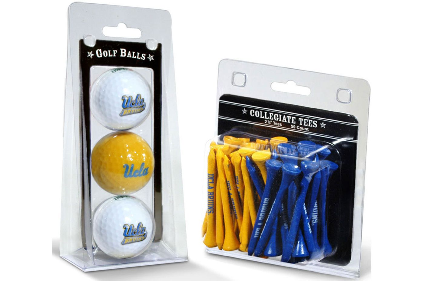 Team Golf UCLA Bruins Golf Balls And Tees