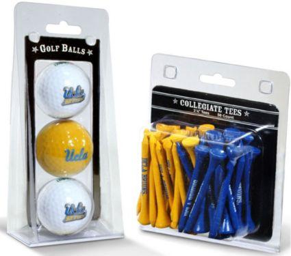 Team Golf UCLA Bruins Golf Balls And Tees