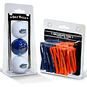 Team Golf Florida Gators Golf Ball and Tee Set