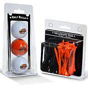 Team Golf Oklahoma State Cowboys Golf Ball and Tee Set