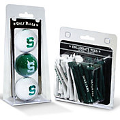 Team Golf Michigan State Spartans Golf Ball and Tee Set