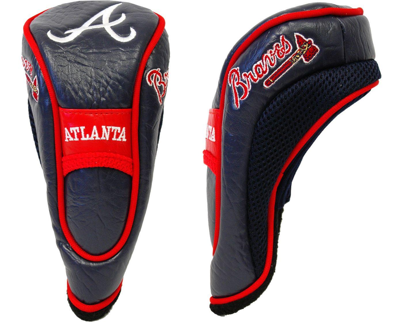 Team Golf Atlanta Braves Hybrid Headcover