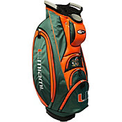 Team Golf Miami Hurricanes Victory Cart Bag