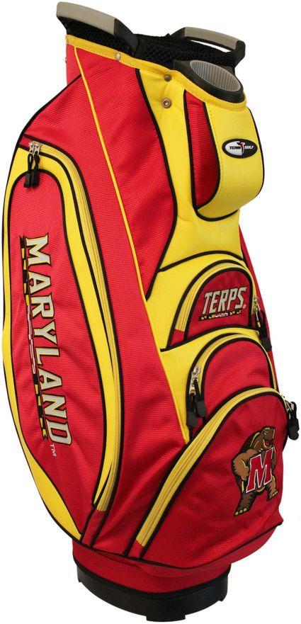 Team Golf Victory Maryland Terrapins Cart Bag