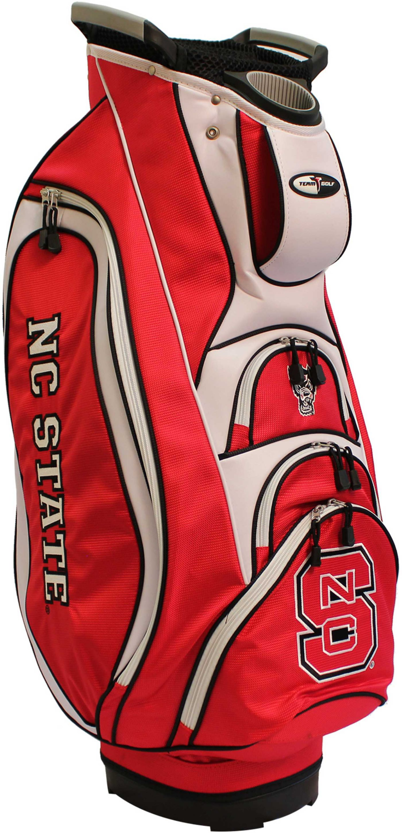Team Golf Victory NC State Wolfpack Cart Bag