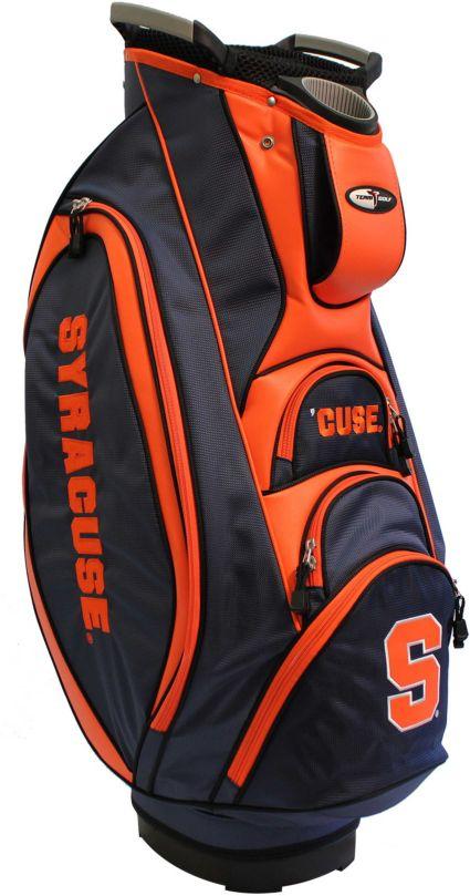 Team Golf Victory Syracuse Orange Cart Bag