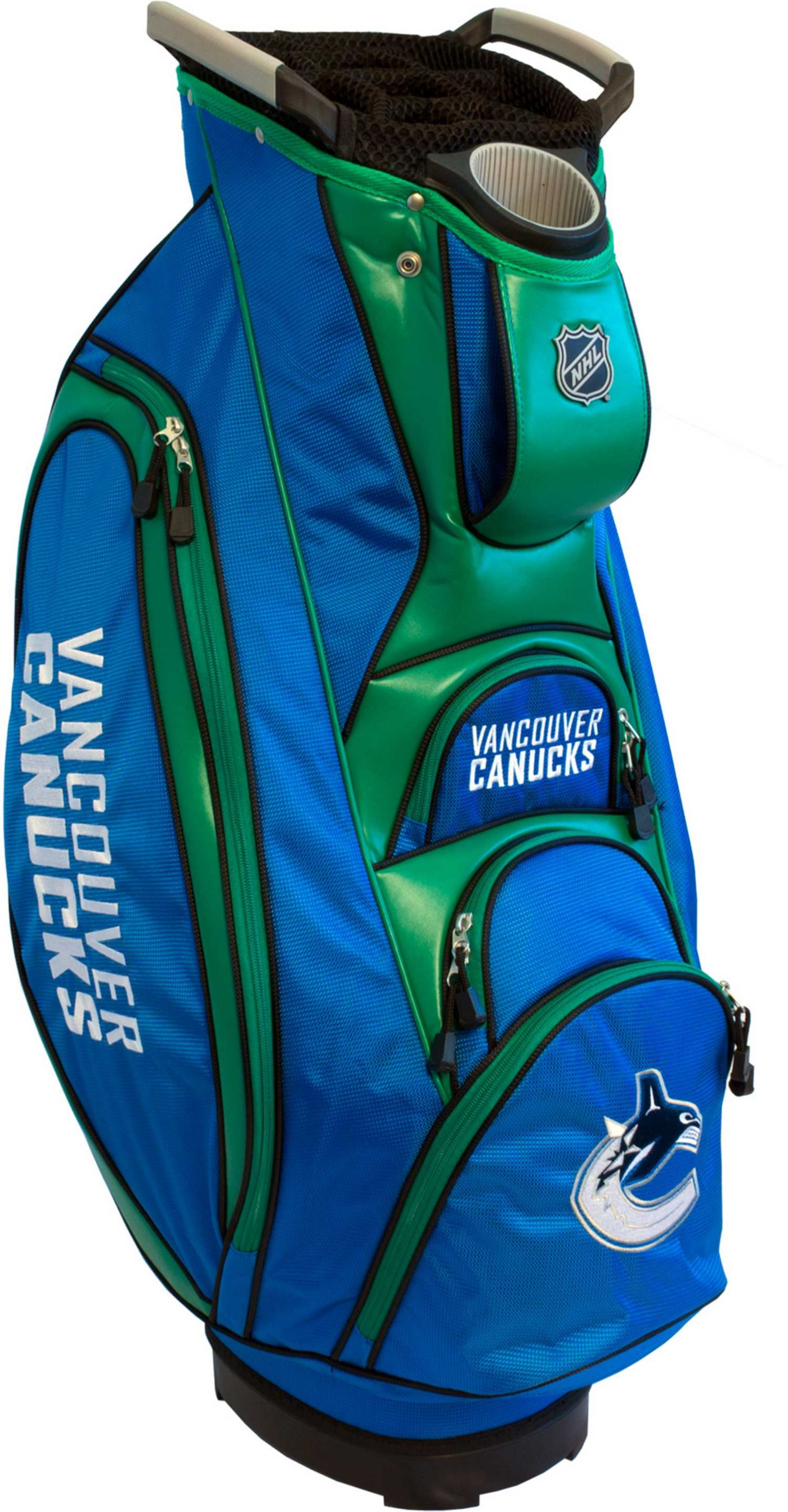 Team Golf Victory Vancouver Canucks Cart Bag