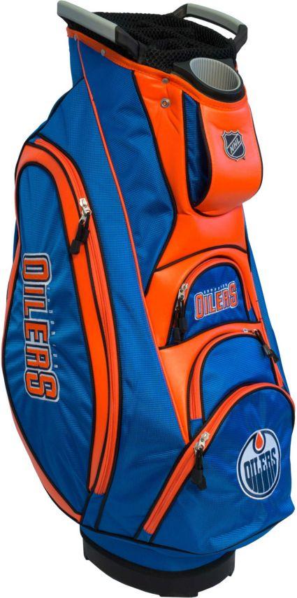 Team Golf Victory Edmonton Oilers Cart Bag