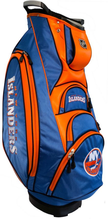 Team Golf Victory New York Islanders Cart Bag