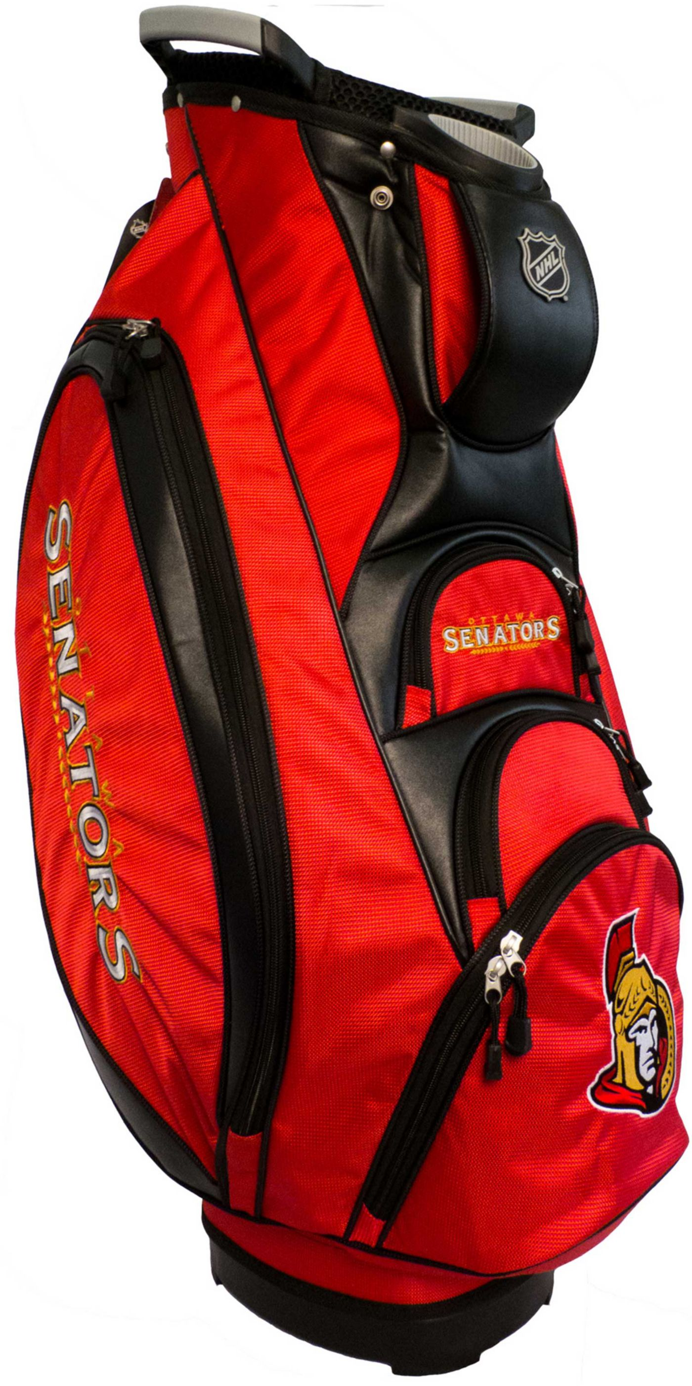 Team Golf Victory Ottawa Senators Cart Bag
