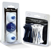 Team Golf Penn State Nittany Lions Golf Ball and Tee Set