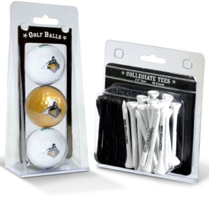 Team Golf Purdue Boilermakers Golf Balls And Tees