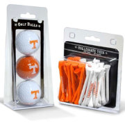 Team Golf Tennessee Volunteers Golf Ball and Tee Set