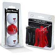 Team Golf Texas Tech Red Raiders Golf Ball and Tee Set