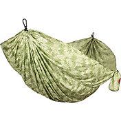 Grand Trunk Parachute Printed Nylon Double Hammock