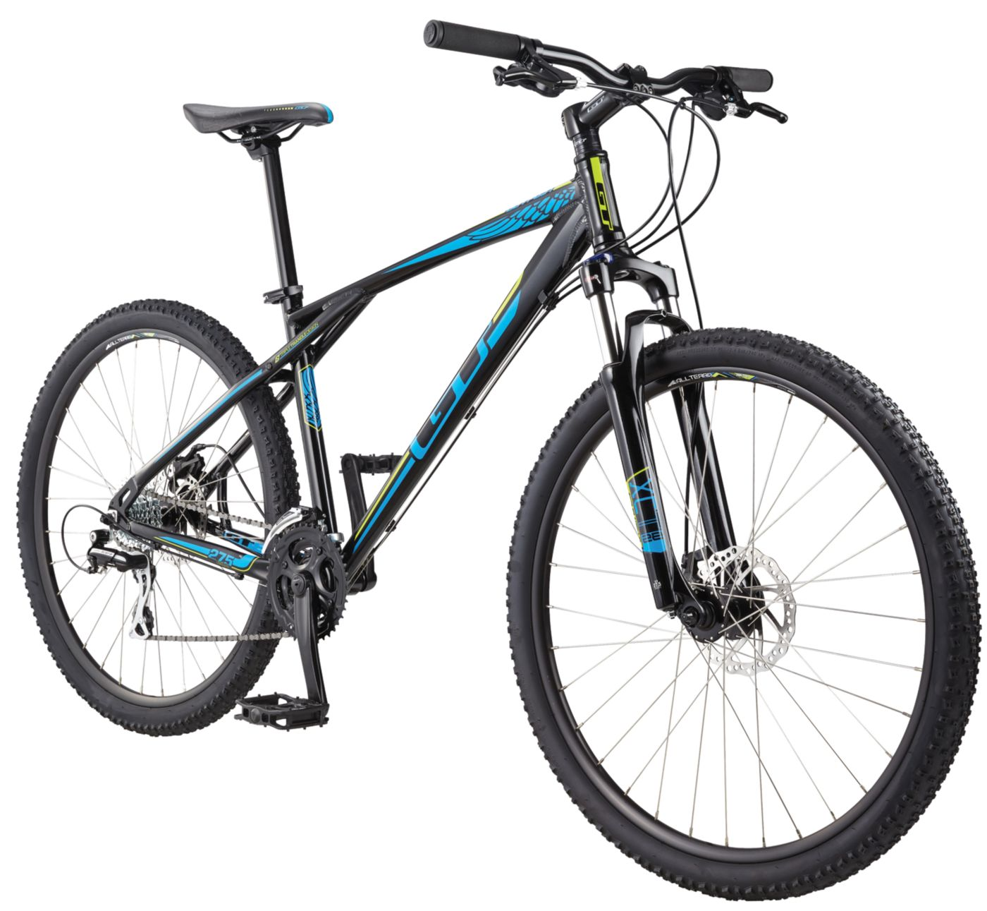 "GT Men's Outpost Expert 27.5"" Mountain Bike"