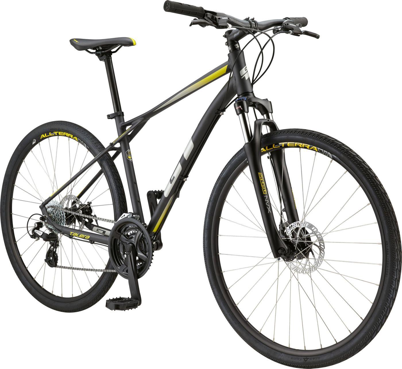 GT Men's Talera 4.0 Hybrid Bike
