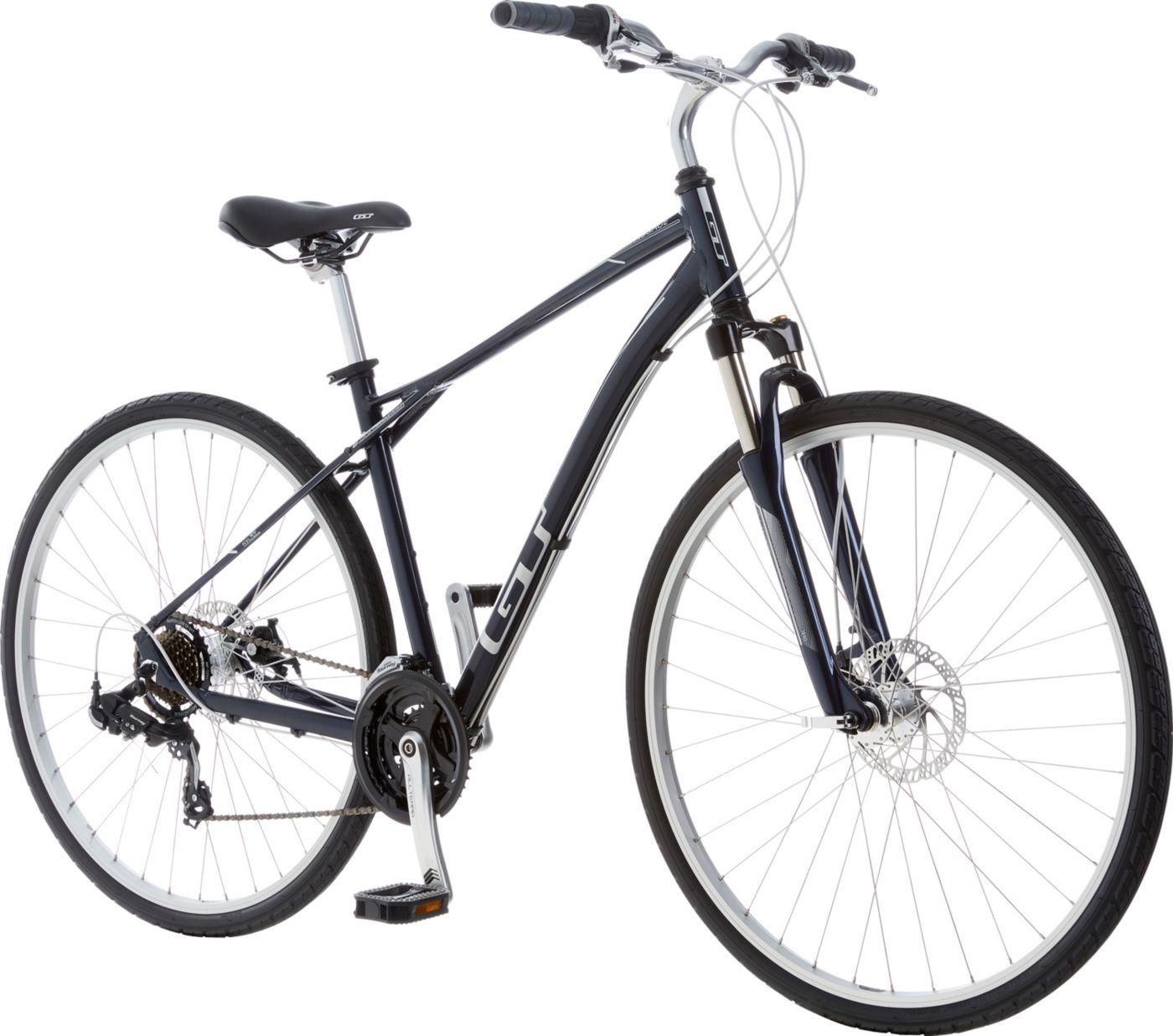 GT Men's Passage Hybrid Bike