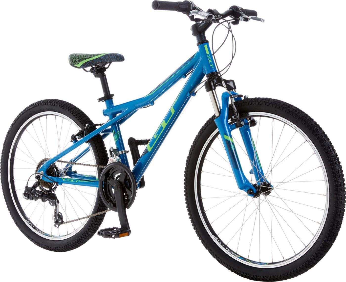 "GT Boys' Outpost 24"" Mountain Bike"