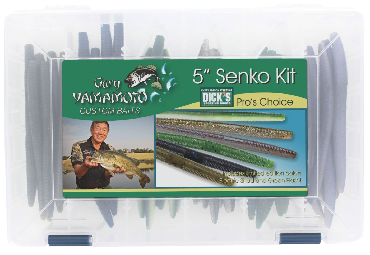 Gary Yamamoto Limited Edition Senko Kit