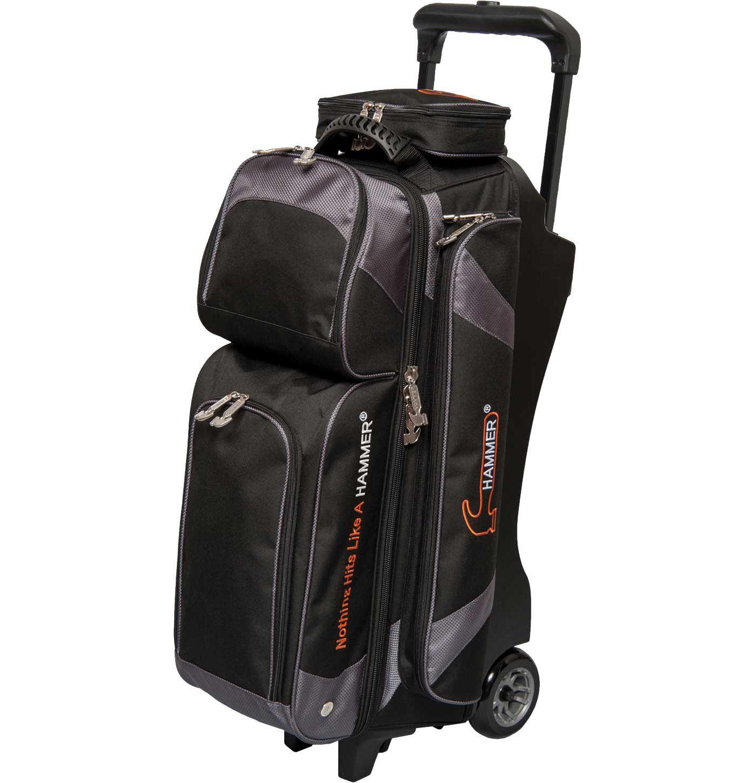 Hammer Premium Stackable 3-Ball Roller Bowling Bag