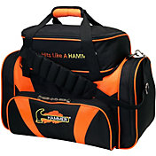 Hammer Deluxe Double Tote 2-Ball Bowling Bag