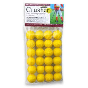 Heater Crusher Mini Pitching Machine Lite-Balls - 24 Pack