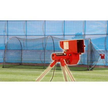 Heater 12 Softball Pitching Machine Amp Xtender 24 Batting