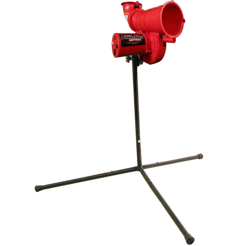 """Heater PowerAlley 11"""" Softball Pitching Machine"""