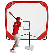 Product Image Heater Spring Away Batting Tee Pop Up Net