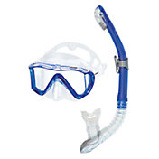 Head Manta Mask and Marlin Dry Snorkel Combo