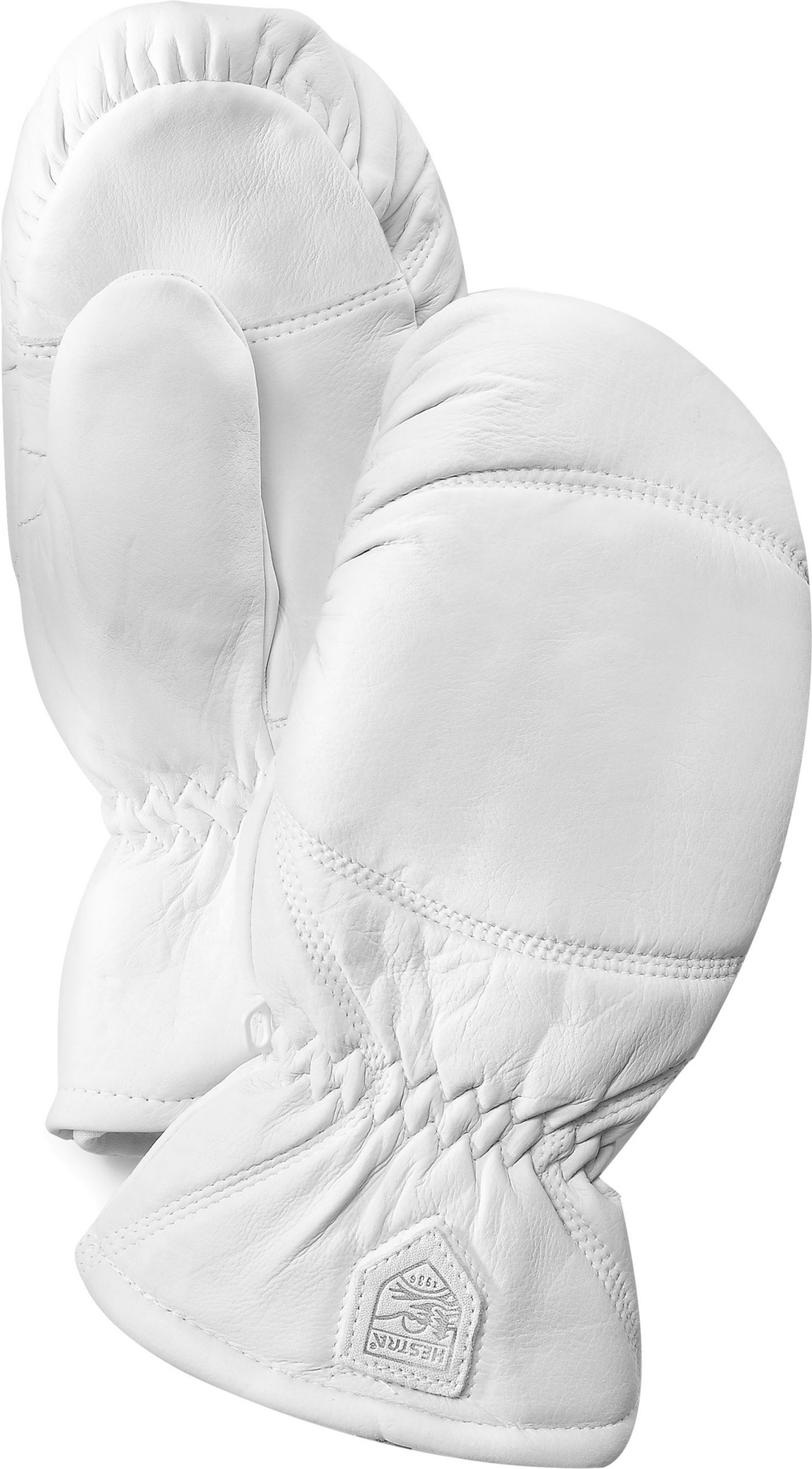 Hestra Women's Leather Box Mittens