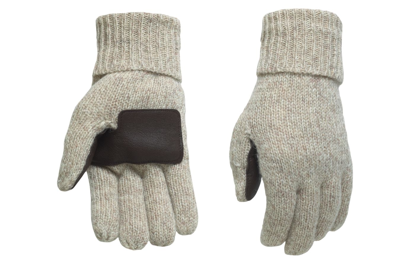 Hot Fingers Men's Forester Rag Wool Insulated Gloves