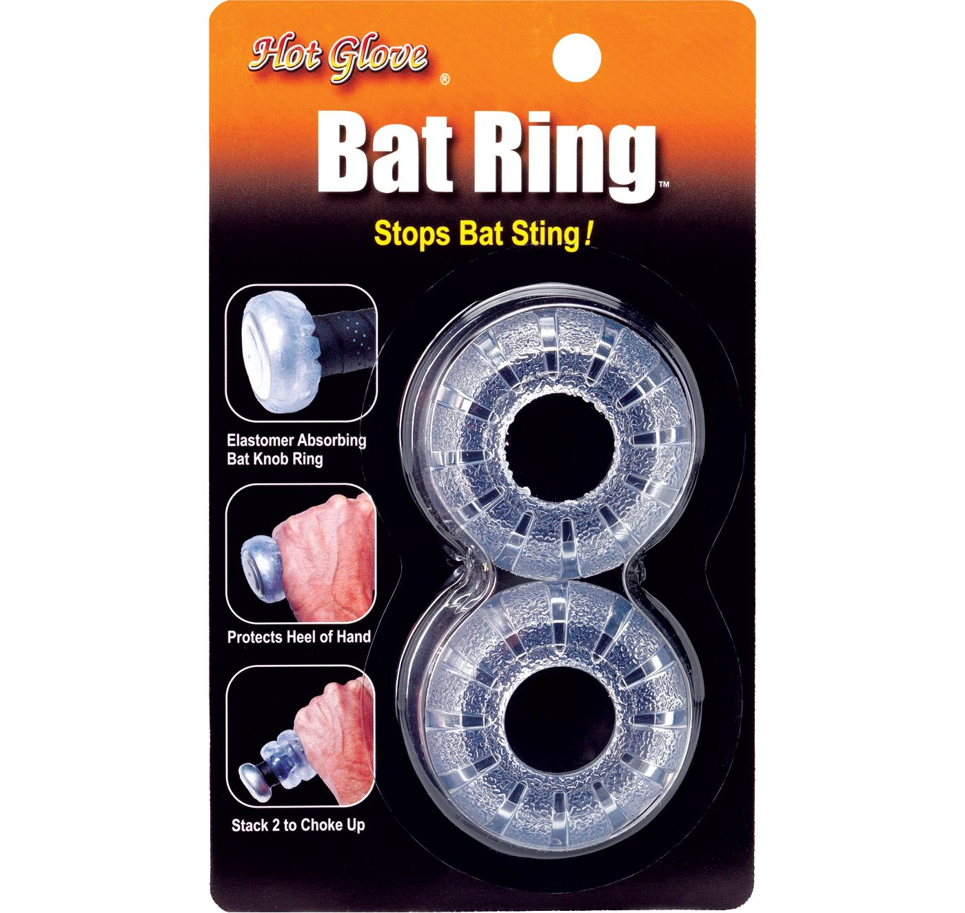 Hot Glove Bat Rings