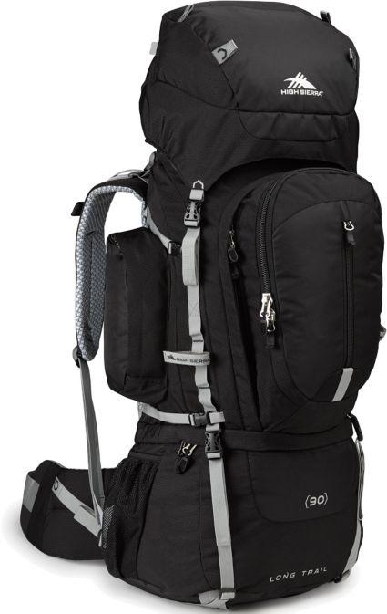 c8b4e6c320e7 High Sierra Long Trail 90L Frame Pack