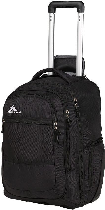 be5e26365c3e High Sierra Rev Wheeled Backpack