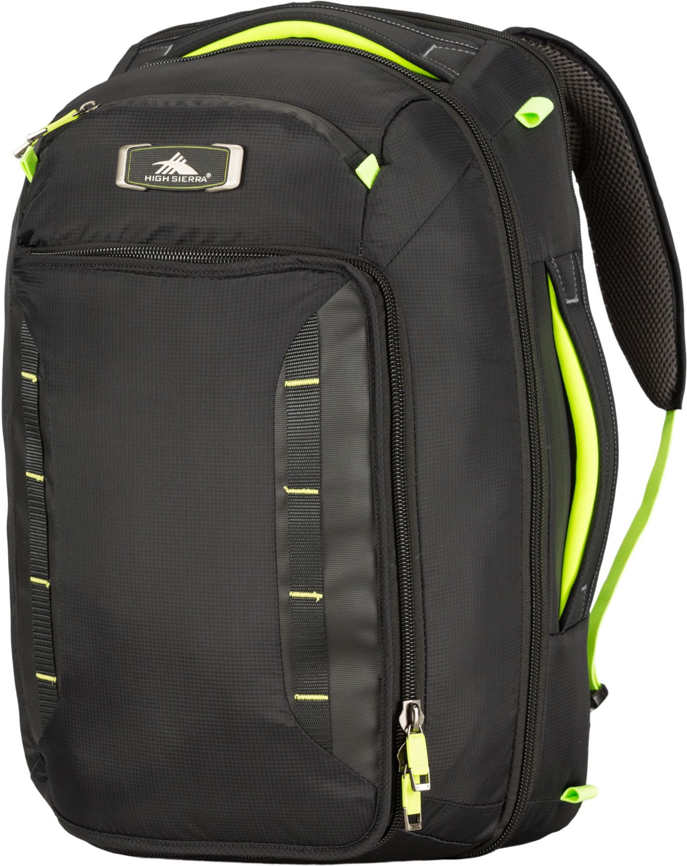 High Sierra AT8 Convertible Carry-On Backpack