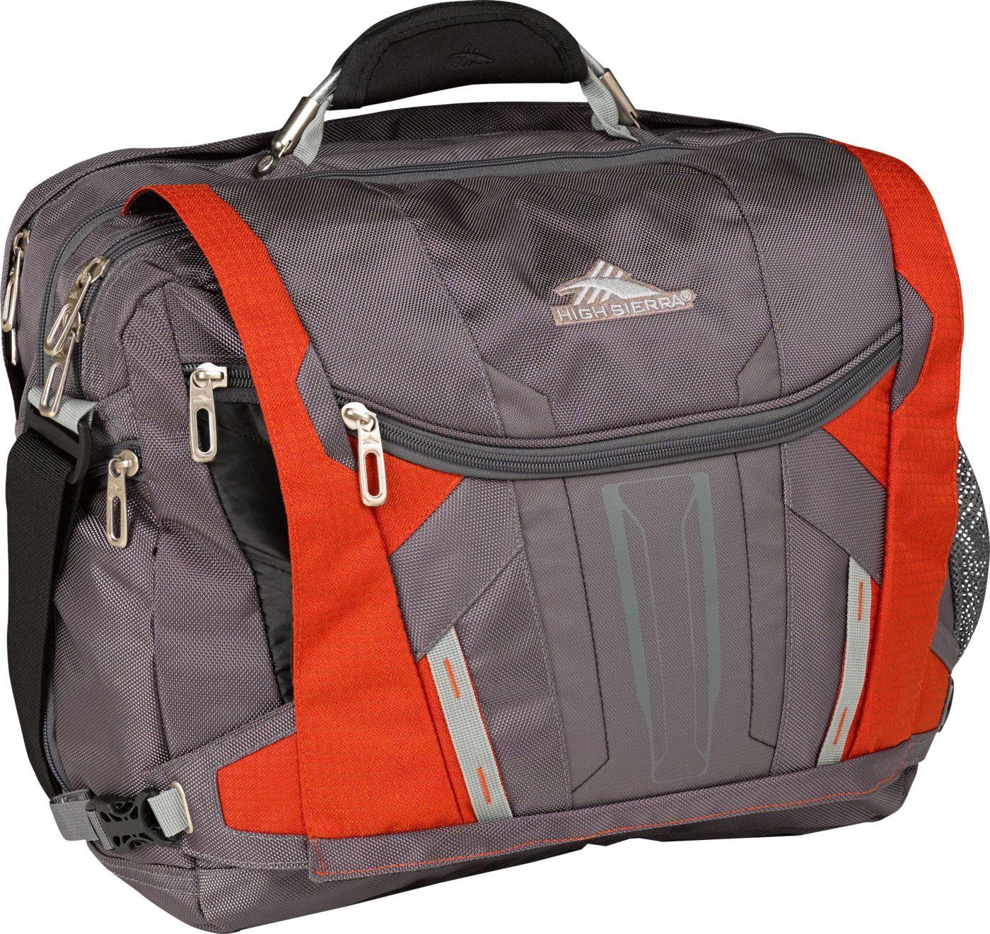 High Sierra XBT TSA Messenger Bag