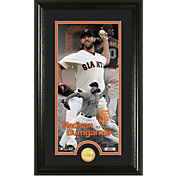 Highland Mint San Francisco Giants Madison Bumgarner  Supreme Bronze Coin Photo Mint