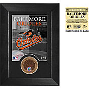 Highland Mint Baltimore Orioles Dirt Coin Mini Mint