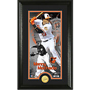 Highland Mint Baltimore Orioles Manny Machado Supreme Bronze Coin Photo Mint