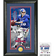 Highland Mint New York Giants Eli Manning Supreme Bronze Coin Photo Mint