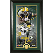 Highland Mint Green Bay Packers Randall Cobb Supreme Bronze Coin Photo Mint