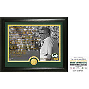 "Highland Mint Green Bay Packers Vince Lombardi ""Quote"" Bronze Coin Photo Mint"