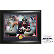 Highland Mint Houston Texans J. J. Watt 'Quote' Bronze Coin Photo Mint