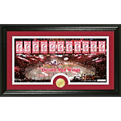 The Highland Mint Detroit Red Wings Tradition Panoramic Photo Mint