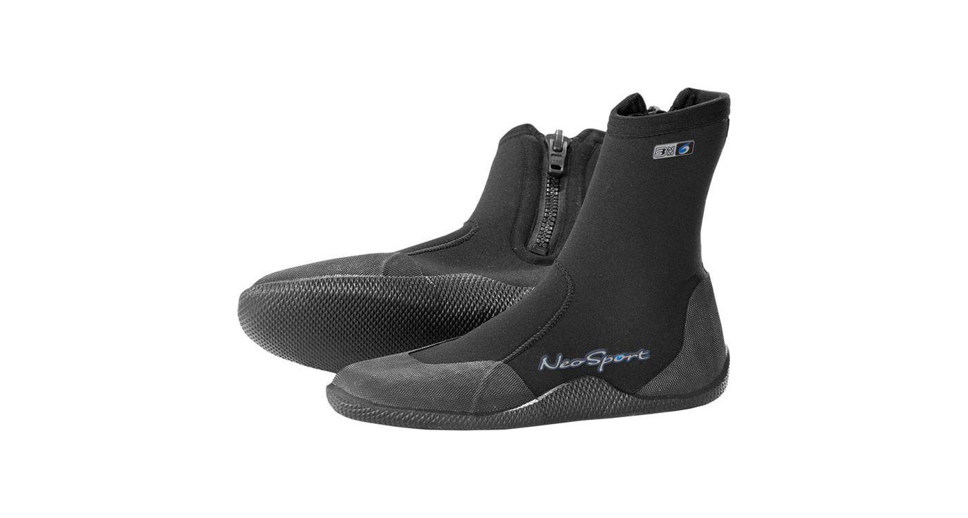 NEOSPORT Adult Hi-Top 3mm Diving Boots