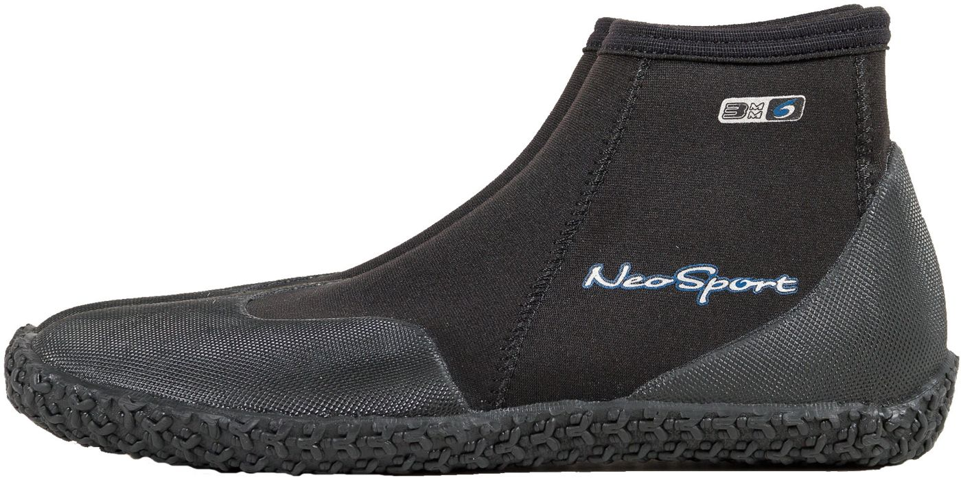 NEOSPORT Adult Low Top Diving Boots